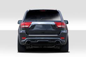 mitsubishi galant body kit duraflex grand srt look body kit 4 pc for cherokee jeep 11 13 ebay