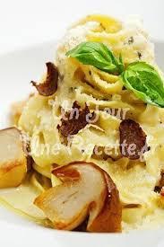 cuisiner des cepes frais tagliatelles aux cèpes recette facile un jour une recette