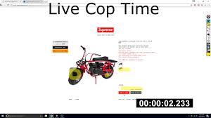 manual w coleman minibike live cop supreme week 18 ss17