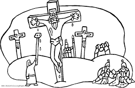 incredible jesus temptation in the desert coloring page with