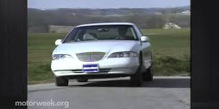 the u002797 lincoln mark viii was a velvet glove that packed a mean punch