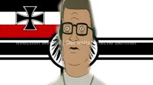 King Of The Hill Meme - hank hill listening to erika king of the hill wehrmacht dank