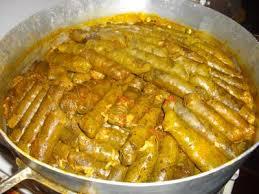 la cuisine turque feuilles de vigne ou sarma cuisine turque entre autre