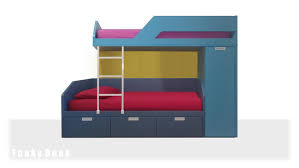 Bunk Bed Image  FB - Funky bunk beds uk
