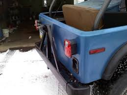 jeep comanche spare tire carrier looking for ideas on a rear tire carrier for those with fiberglass