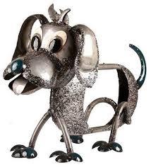 Sheet Metal Garden Art - 10 best tubefolks metal garden art sculpture images on pinterest