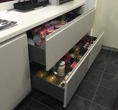 Kitchen Drawer Design Kitchen Drawers Make The Most Of The Space You Ve Got Banstead