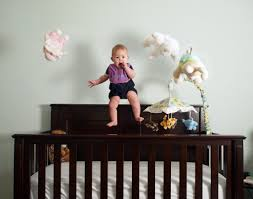 Transitioning Toddler From Crib To Bed Stop Toddlers From Climbing Out Of Crib Popsugar