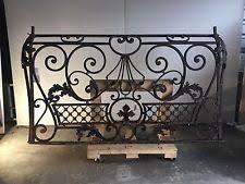 iron balcony architectural u0026 garden ebay