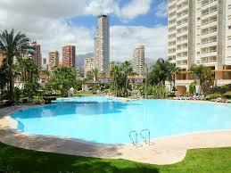 Benidorm Spain Map by Apartment Gemelos 22 4 Benidorm Spain Booking Com