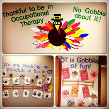 thanksgiving day bulletin board ideas our occupational therapy bulletin boards for thanksgiving tools