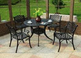 wrought iron patio table and chairs inspiring inspirational wrought iron patio table set ess