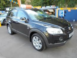 used chevrolet captiva cars for sale motors co uk
