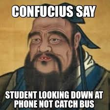Confucius Says Meme - meme creator confucius meme generator at memecreator org