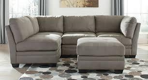 Modular Sectional Sofa 5 Pc Lago Collection