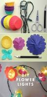 33 awesome diy string light ideas diy projects for teens string light diy ideas for cool home decor cup cake flower lights are fun for