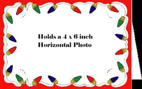 photo insert christmas cards photo insert christmas card lights