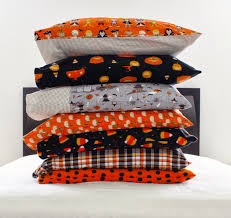 halloween pillow fleece pillowcases u2013 made everyday