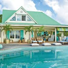 pick the perfect exterior paint color coastal living