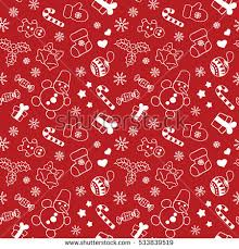 new year wrapping paper seamless christmas new year pattern gift stock vector 533839519