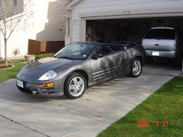 mitsubishi eclipse spyder convertible google search cars