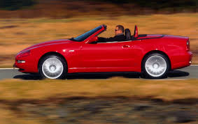red maserati cost maserati spyder convertible review 2002 2005 parkers