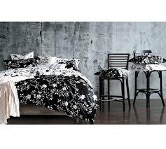 Black And White King Bedding Moxie Vines Black And White King Comforter