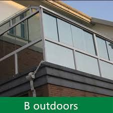 balkon isolieren isolatie venster zonnebrandcrème glas thuis