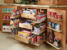 Kitchen Cabinet Organizing Ideas Kitchen Kitchen Pantry Storage Cabinet Interior Organizers