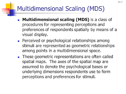 mds class multidimensional scaling and conjoint analysis ppt