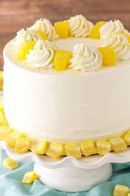 cake photos lemon mascarpone layer cake and sugar