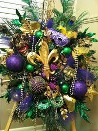 112 best mardi gras wreaths images on mardi gras