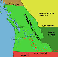 map of oregon country 1846 file oregon country early nineteenth century png wikimedia commons