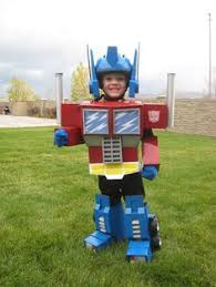 Awesome Boy Halloween Costumes Easy Diy Kid Costume Transformers Costumes Awesome
