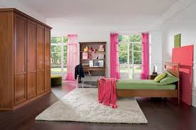 Bedroom Sets For Teen Girls by Dark Wood Modern Bedroom Furniture With Neutral Wall Paint Colors