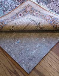 Home Depot Rug Pad Rug Pads For Hardwood Floors Titandish Decoration