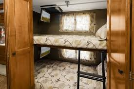 Class A Motorhome With Bunk Beds 12 Must See Rv Bunkhouse Floorplans General Rv Center With Regard