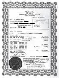 Cars Bill Of Sale by Glassic Documents At Time Of Sale