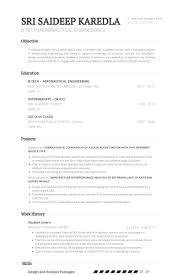 Machine Learning Resume Student Intern Resume Samples Visualcv Resume Samples Database