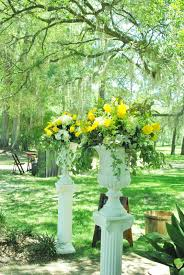 Tallahassee Flower Shops - a country rose tallahassee florist outside wedding flowers the