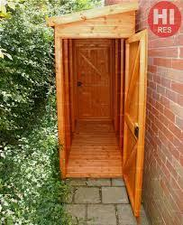 Free Wooden Garbage Bin Plans by Free 3x8 Wood Shed Lean To Plans Google Search Diy Outdoor