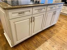 white dove kitchen cabinets with glaze white dove espresso mr faux cabinetry walls