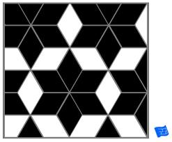 home design diamonds diamond geometric tile pattern stars for more on tile patterns