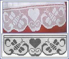 Crochet Lace Curtain Pattern Crochet Curtain Patterns Part 6 Beautiful Crochet Patterns And