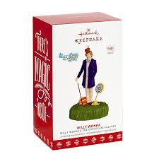 amazon com hallmark keepsake 2017 willy wonka and the chocolate