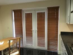 wood venetian blinds