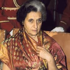 indira gandhi prime minister biography com