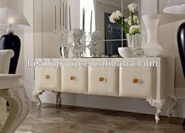 royal italian wooden sideboards server pure white buffet bf11