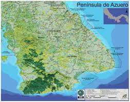 Gis Map Azuero Earth Project Gis Mapping U0026 Azuero Map Azuero Earth Project