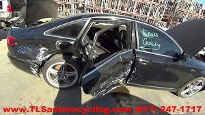 parting out 2010 audi a6 audi stock 5159bk tls auto recycling